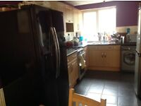 Double room in a shared three bedroom house