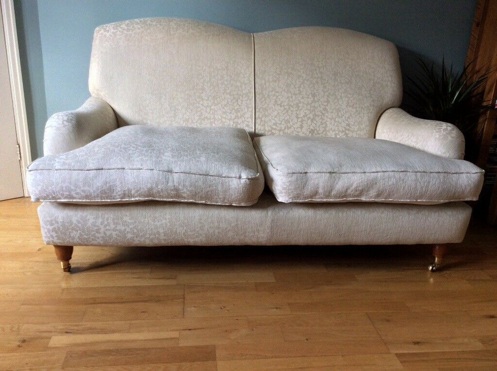 Laura Ashley Richmond 2 Seater Sofa Settee In Pontefract West
