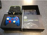 SCUF Hybrid Game Controller, Xbox 360 - as new!