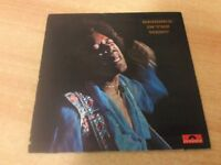 Jimi Hendrix IN THE WEST & SMASH HITS LPS