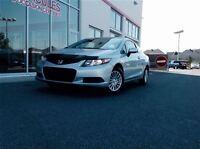2013 Honda Civic LX GARANTIE PROLONGEE HONDA PLUS VALIDE JUSQU E