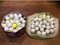 75 Pinnacle golf balls