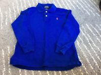 Boys Ralph Lauren Polo Age 6
