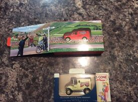 Yorkshire tea collectable cars