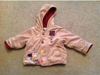 3-6month winter jacket