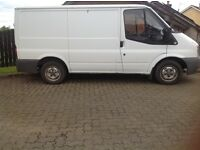 For Sale 07 Ford Transit