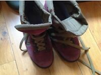 Ladies Walking Boots. Good Condition. Size 6