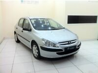 Peugeot 307 1.4 HDi Style 5dr - 12 Month MOT - Service History - Timing Belt Done