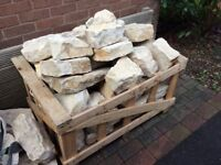 Cotswold Stone for Rockeries and Garden