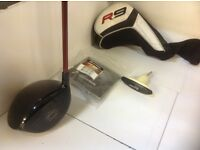 Taylormade R9 supertri driver 10.5 adjustable