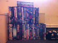 DVDs,baby driver,walking dead,alien box set lots more 51 in total 5 box sets