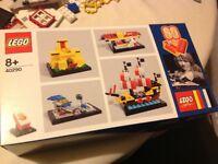 Lego 40290 60 year anniversary set
