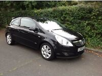Vauxhall corsa 1.2 design 3 door