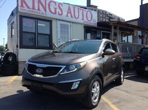 2012 Kia Sportage EX w/Navi PANORAMIC ROOF, BACK-up CAM