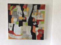 Abstract painting for sale.