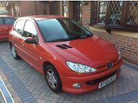 Peugeot 206 Verve 1.4 For Sale