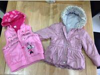 Girls Clothing Bundle - age 2-3yrs