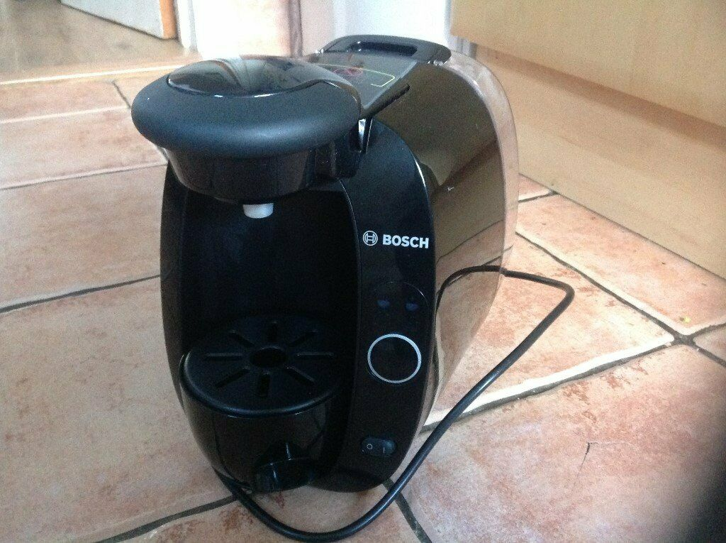 Bosch Tassimo Coffee Maker Hardly Used In Bournemouth Dorset Gumtree