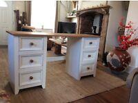 Shabby Chic Dressing Table / Desk