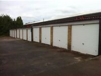 Secure Garage for storage/parking to rent in Nuneaton, 10mins walk from train station. CV11 6LA