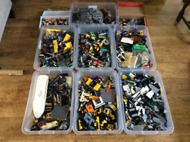 LEGO collection 110 complete sets