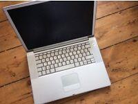 "Apple PowerBook G4 15"" Laptop 💻 £30"