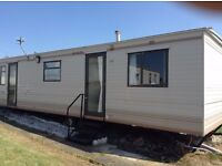 COSALT STATIC HOLIDAY CARAVAN,ON SMALL QUIET SITE IN BLACKPOOL