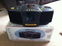 Roberts CD 9909 Radio CD & Tape player