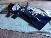 Revlon blow drying kit/ Hair Straightners