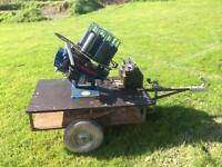 Tiger Automatic Clay Pigeon Trap