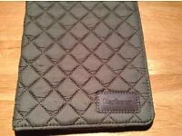 Barbour green padded mini iPad case cover