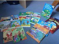 Set of Oxford Reading tree books