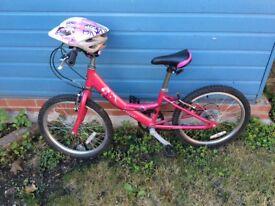 Girl's Dawes Vogue Bike (Age 7-10 Years)