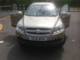 Chevrolet Captiva LT 2.0 VCDIdiesel 7 seater very clean car with low mileage