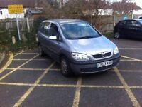 Vauxhall Zafira Automatic