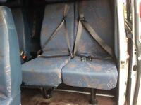 VARIETY OF TRANSIT SEATS | DOUBLE | SINGLE | ARCTIC COMMERCIALS