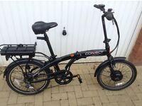 Connect Electric Bike Excellent Condition
