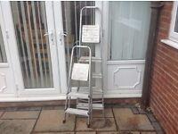 Set ladder two sets