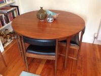 Mid Century Dining Table And Chairs Design Classic By McIntosh