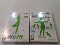 Nintendo Wii Fit Games