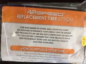 Airspeed replacement tent tube 675cm