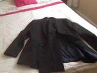 "Asda ""George"" Black Suit"