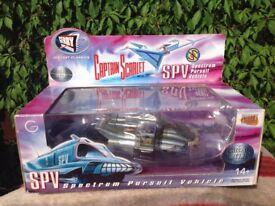 Captain Scarlet SPV
