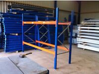 ESMENA MECALUX HEAVY DUTY COMMERCIAL WAREHOUSE LONGSPAN PALLET RACKING BAY UNIT