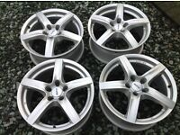 "17"" Audi/seat/skoda/vw alloys"
