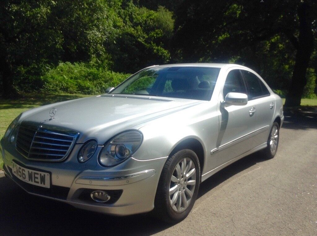 MERCEDES E280 ELEGANCE AUTOMATIC 56plate 78000 MILES FULL MERCEDES SERVICE HISTORY