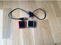 2 Philips MP3 players