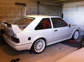 RS Turbo road going track car