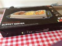 Buffet server / bane marie