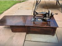 Vickers Vintage Sewing Machine
